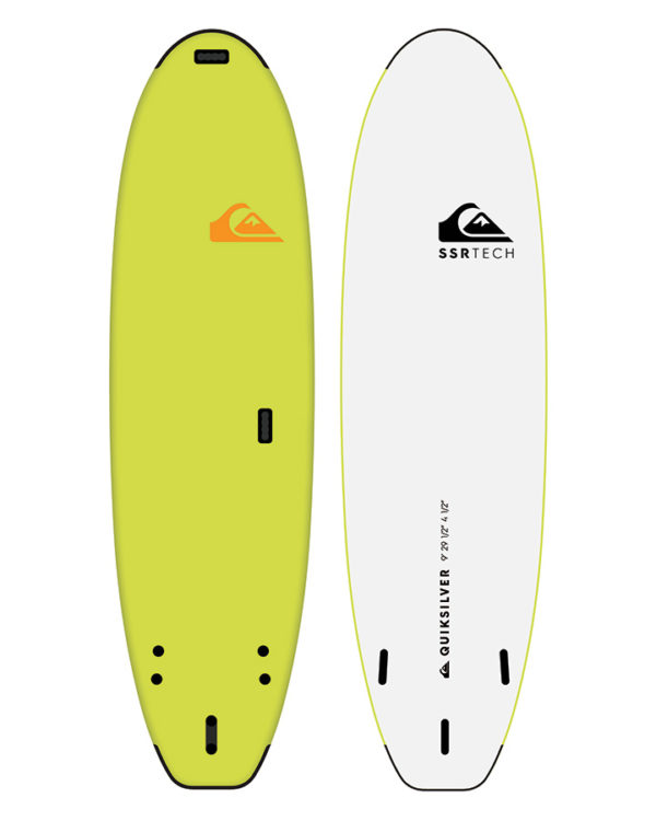 Quiksilver ssr softtop